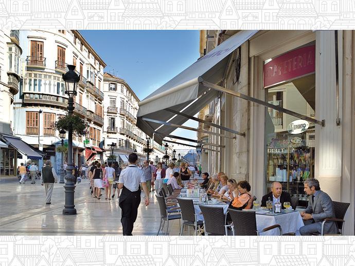 Foto 10 de Piso en Centro Histórico - A Estrenar De 2 Dormitorios / Centro Histórico, Málaga Capital