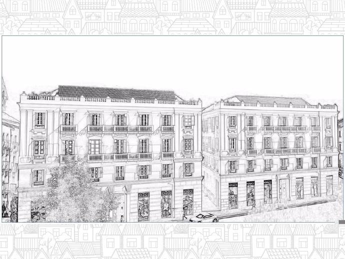 Foto 7 de Piso en Centro Histórico - A Estrenar De 2 Dormitorios / Centro Histórico, Málaga Capital
