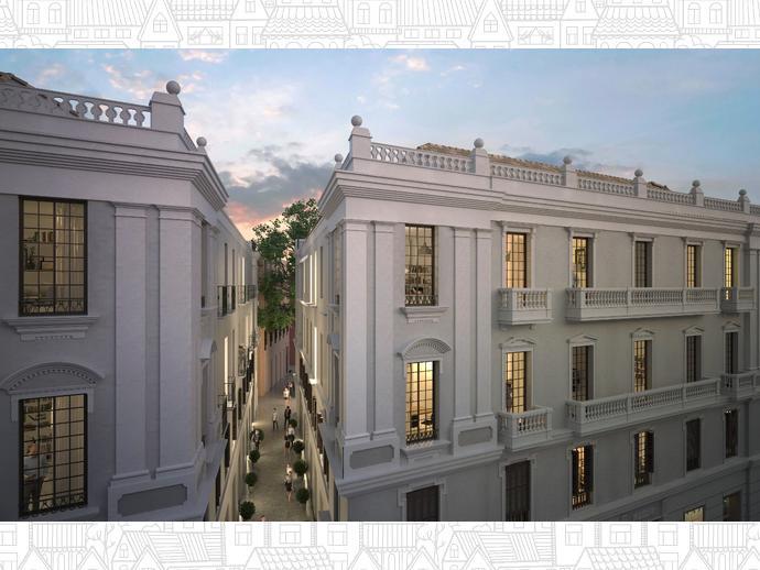 Foto 1 de Piso en Centro Histórico - A Estrenar De 2 Dormitorios / Centro Histórico, Málaga Capital