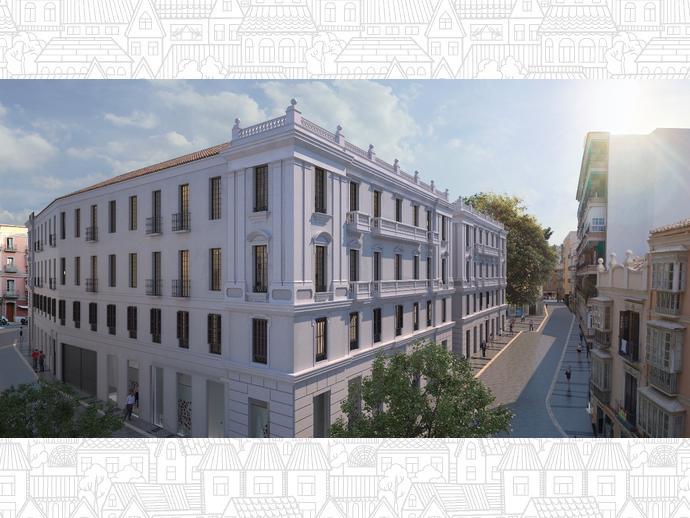 Foto 6 de Piso en Centro Histórico - A Estrenar De 2 Dormitorios / Centro Histórico, Málaga Capital