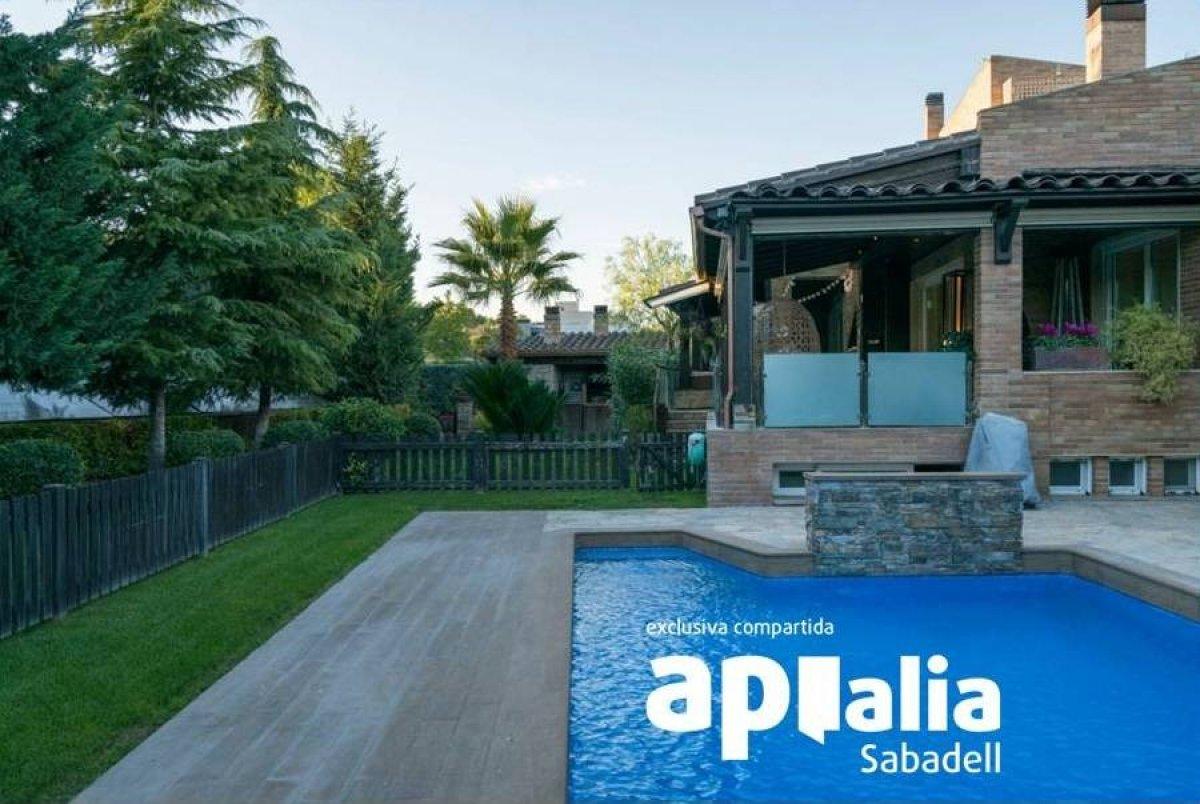 Casa  Sabadell ,castellarnau. Castellarnau - espectacular casa-chalet de diseño y alto standin