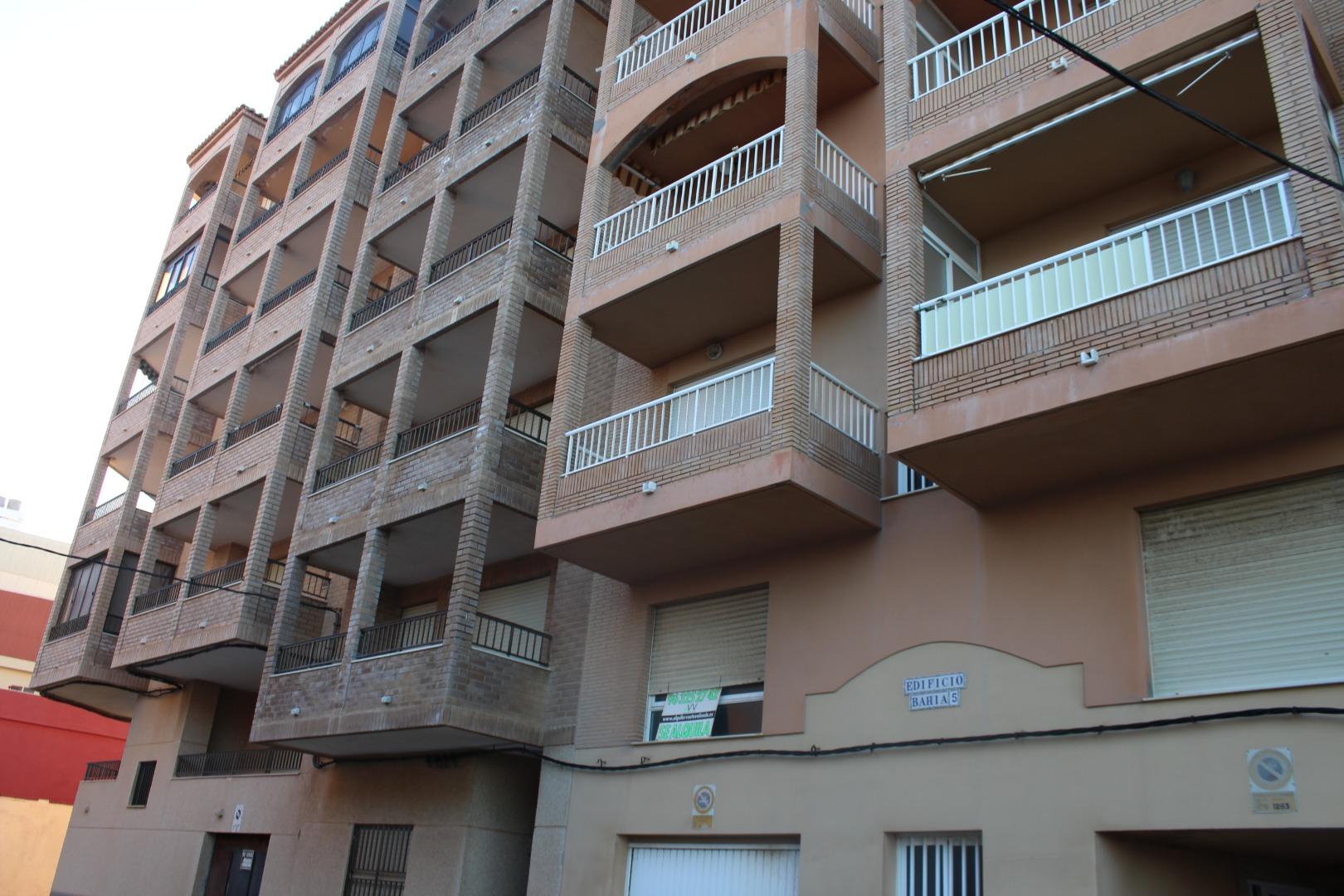Alquiler Piso  Camino motilla. Apartamento zona playa, 4 hab, exterior, amueblado.