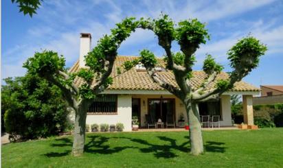 Chalets de alquiler con terraza en Zaragoza Capital