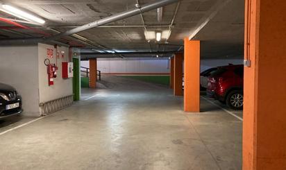 Garaje de alquiler en Badalona