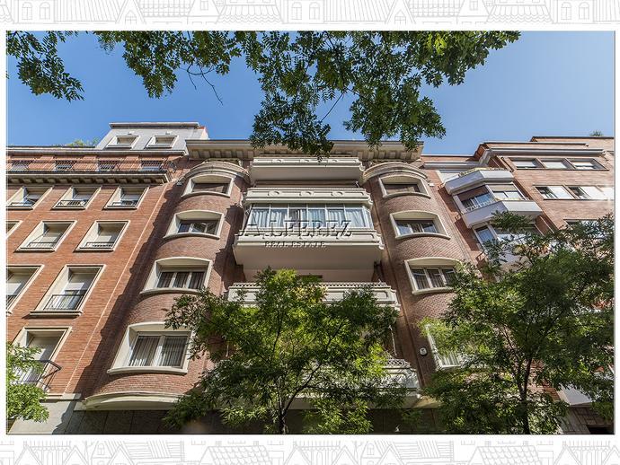 Piso En Madrid Capital En Chamberi En Calle Garcia De Paredes