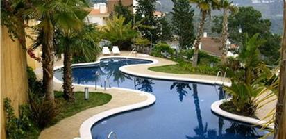 Einfamilien reihenhäuser miete Ferienwohnung cheap in España