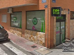 Locales de alquiler con calefacción en España