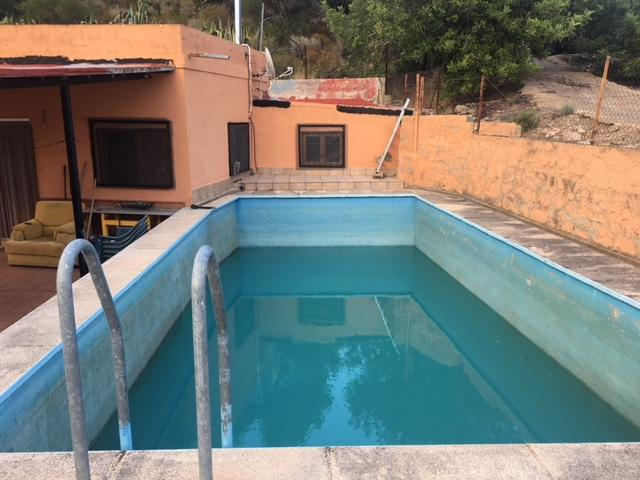 Casa en Aleixar (L´). Chalet con piscina