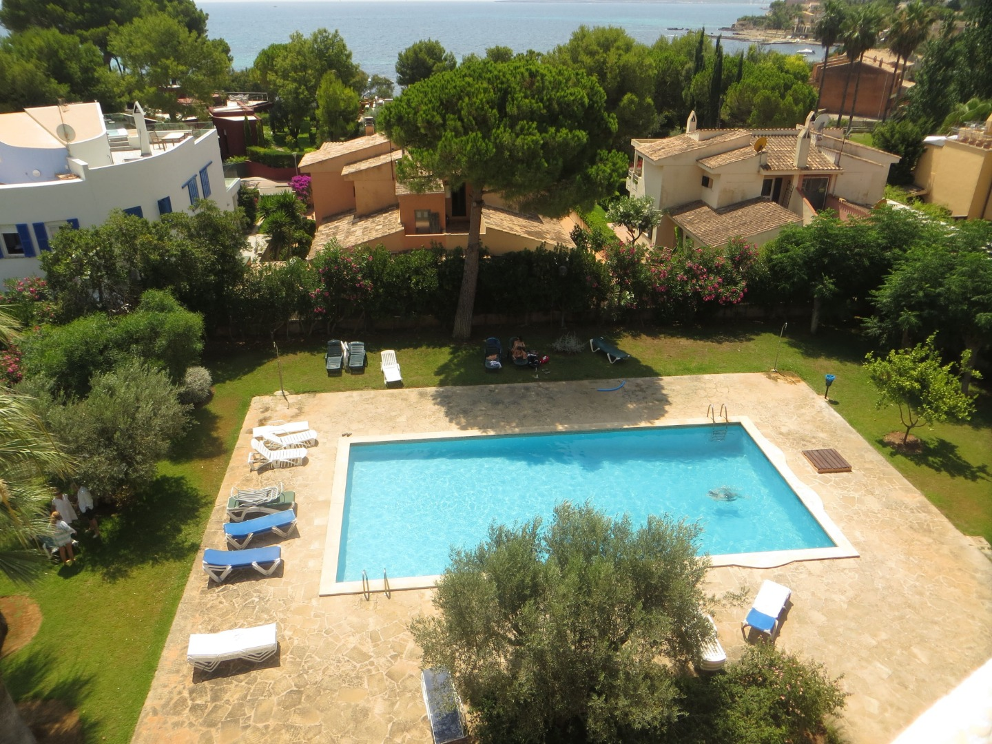 Location Appartement  Port vell