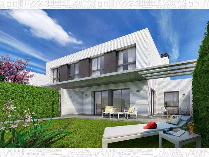 Casa adosada en cuarte de huerva en cuarte de huerva zona for Piscina cuarte de huerva