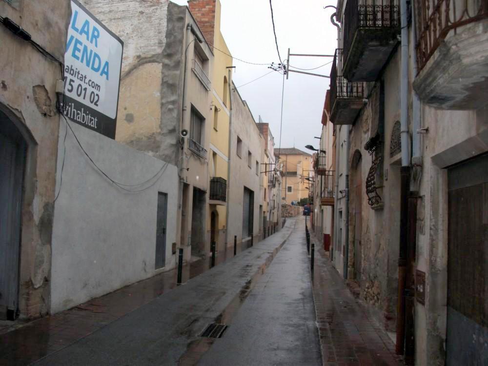 Solar urbano  El morell