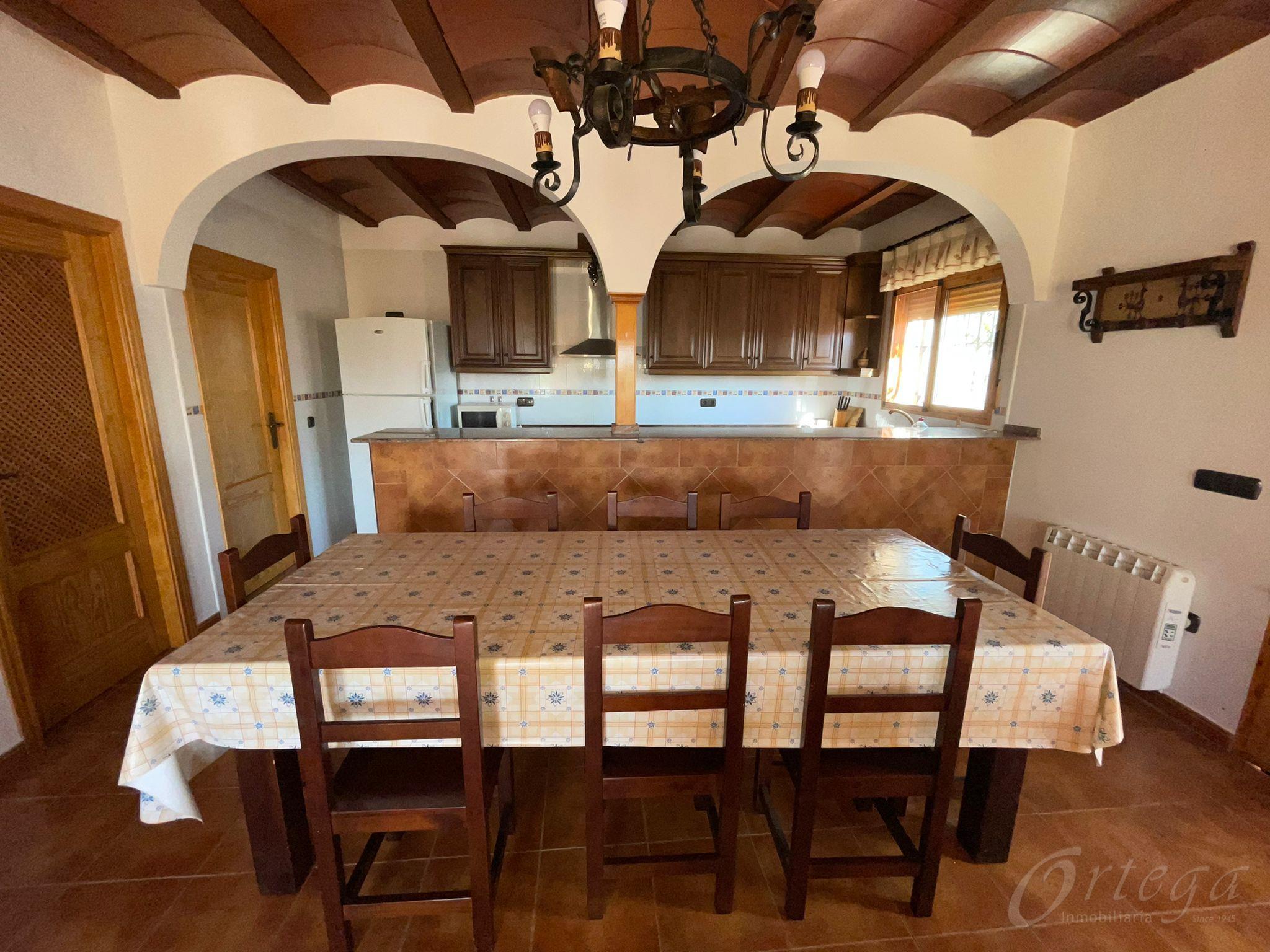 Alquiler Casa  Cehegín