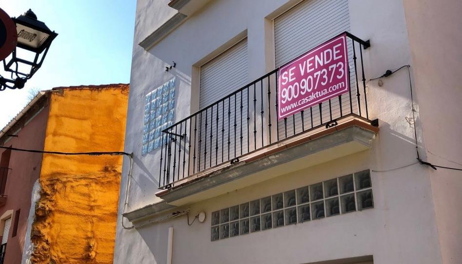Foto 1 de Casa o chalet en venta en Alfondeguilla, Castellón