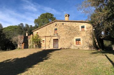 Finca rústica en venta en Foixà