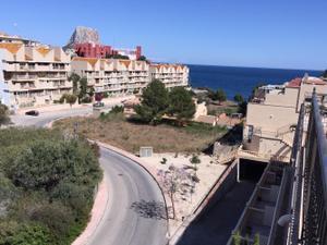 Ático en Venta en Calpe - Cala Manzanera con Vistas al Mar / Zona Pueblo