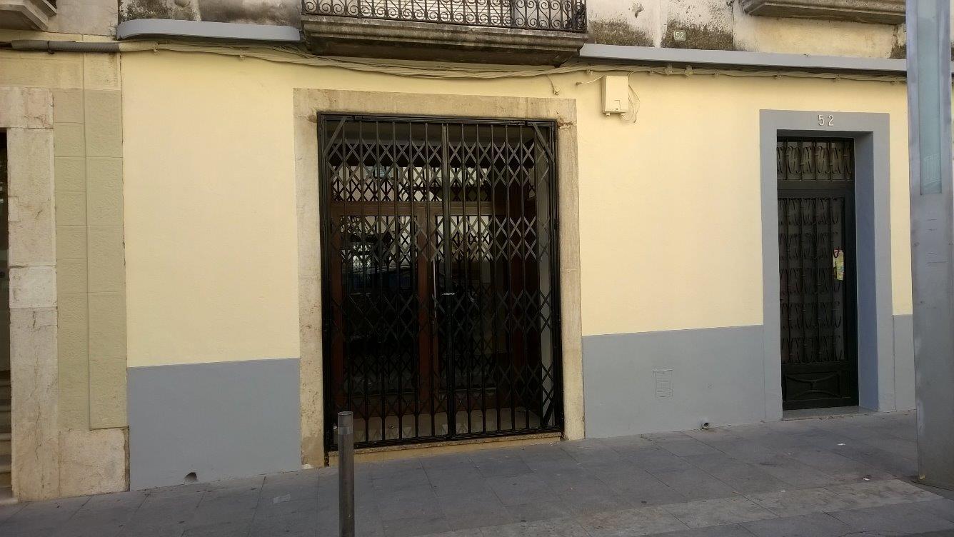 Rent Business premise  Calle major, 52. Local comercial al centro comercial de la poblacion