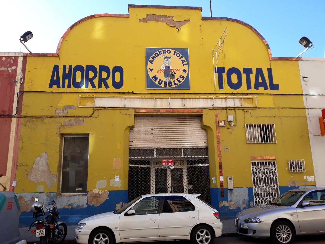 Bâtiment à usage industriel  Calle avenida doctor gómez ferrer, 67