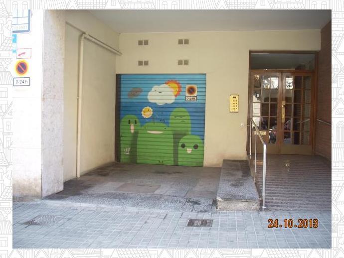 Garaje en barcelona capital en sants montju c en calle for Alquiler garaje barcelona