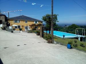 Casa-Chalet en Venta en Lugo -Z. Camino Santiago / Paradela