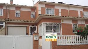 Alquiler Vivienda Casa adosada albacete