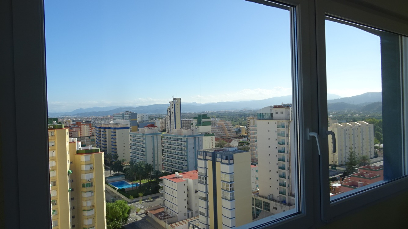 Piso  Playa. Singular penthouse in gandia beach, with best views to sea and m