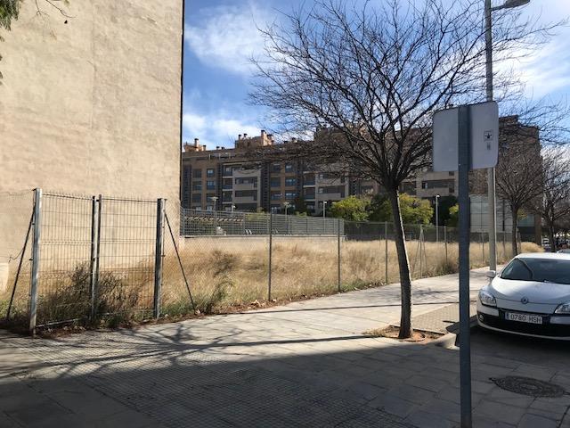 Solar urbà  Avenida olimpica