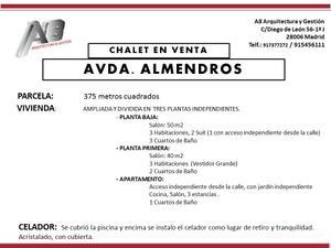 Casa adosada en Venta en Los Almendros / Rivas Urbanizaciones