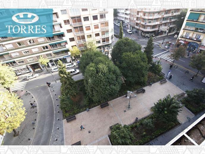 Piso En Granada Capital En Centro En Granada Gran Capitan