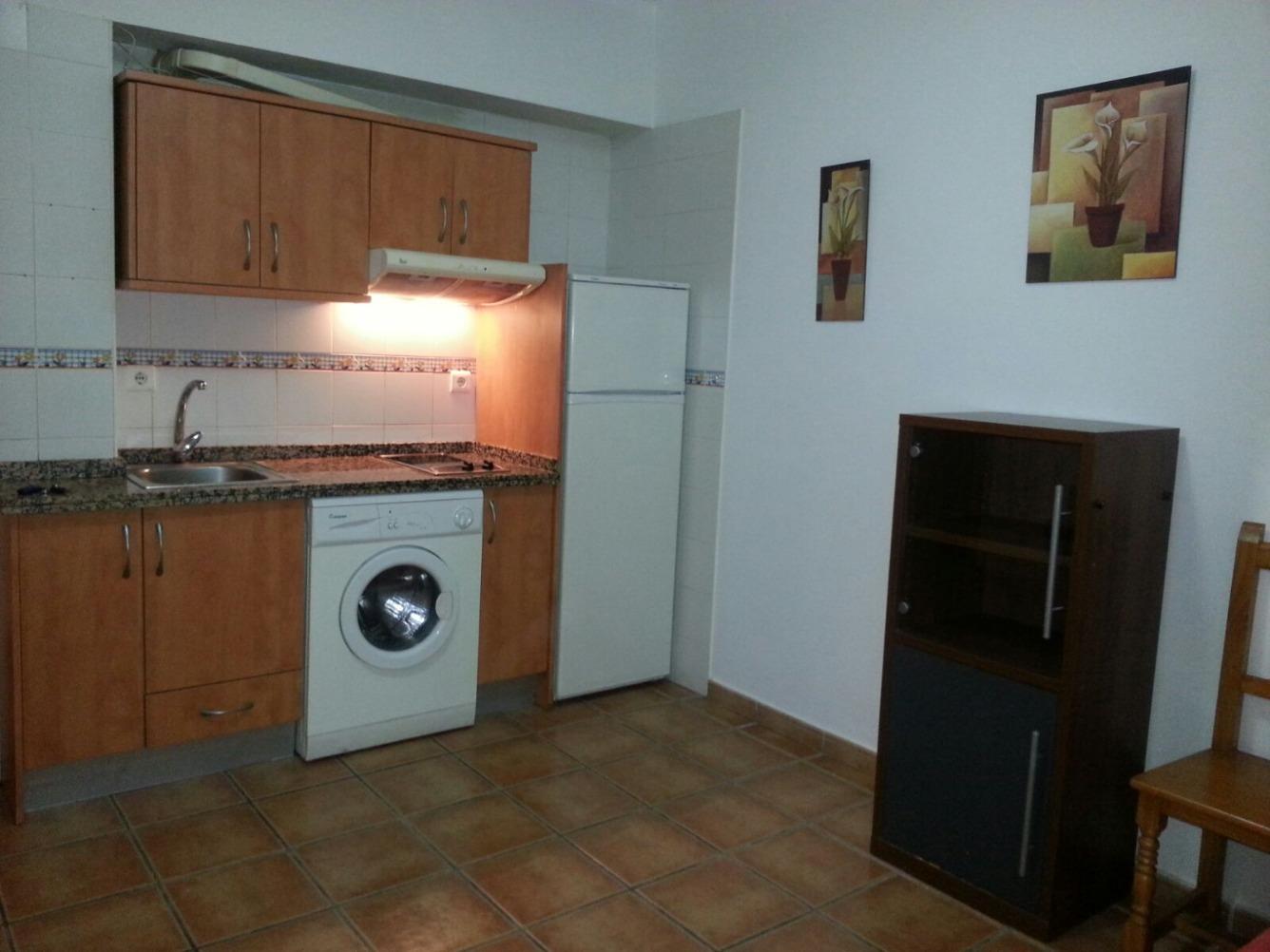 Apartamento en alquiler en Carlos Haya-carranque
