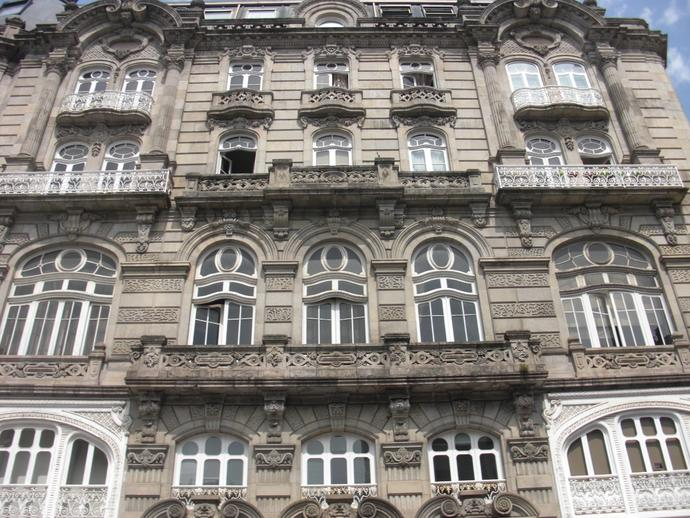 Foto 1 de Apartamento en  Policarpo Sanz / Areal – Zona Centro, Vigo