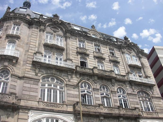 Foto 2 de Apartamento en  Policarpo Sanz / Areal – Zona Centro, Vigo