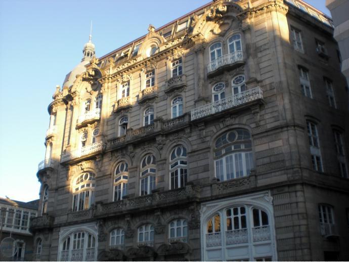 Foto 7 de Apartamento en  Policarpo Sanz / Areal – Zona Centro, Vigo