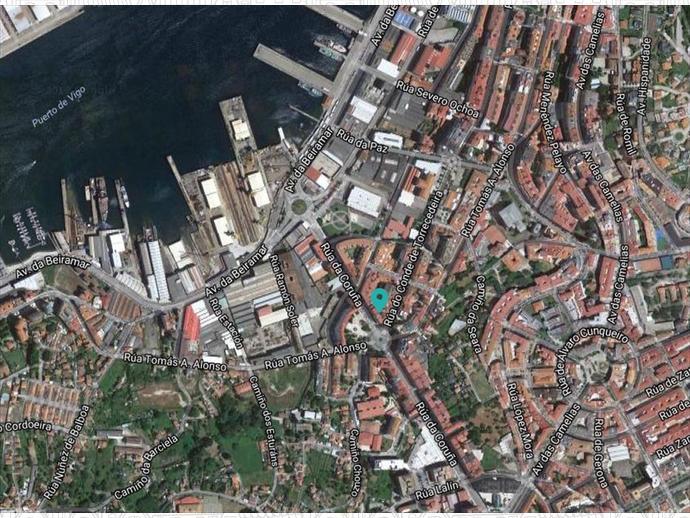 Foto 7 de Piso en  Torrecedeira / O Berbés - Peniche, Vigo