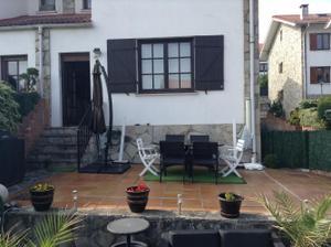 Casa adosada en Venta en Errotalde / Algorta