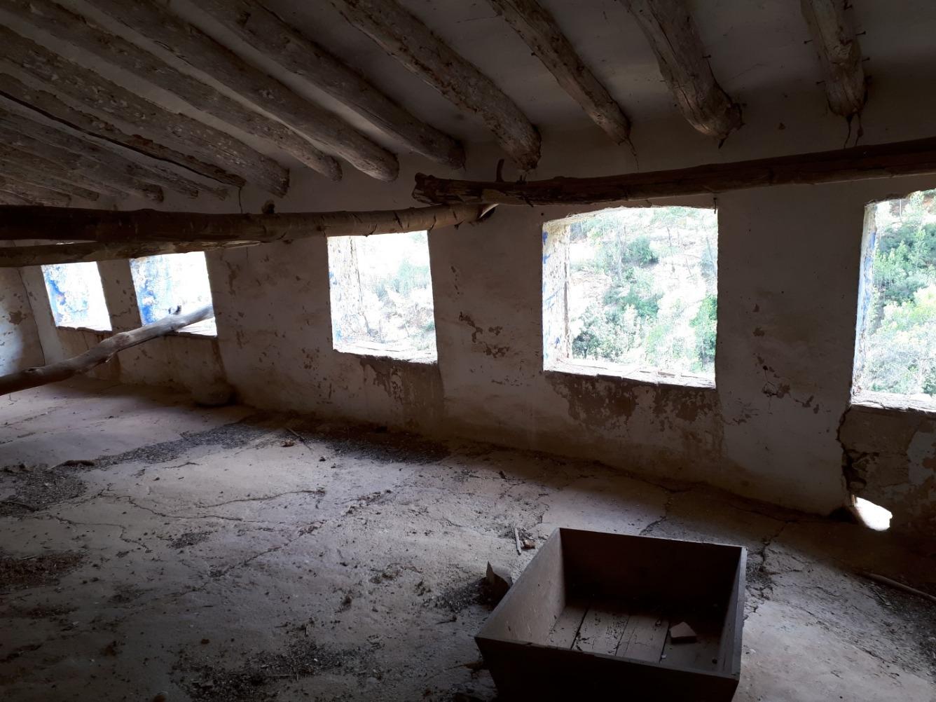 Casa  L'alcalatén - lucena del cid. Grandiosa masia solitaria para reformar con encanto
