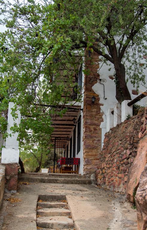 Casa  Calle portalet. Casa con encanto en la falda del castillo de vilafames