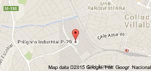 Nave Industrial en Alquiler en Poligono  Industrial P-29 - Collado Villalba / Gorronal-P29