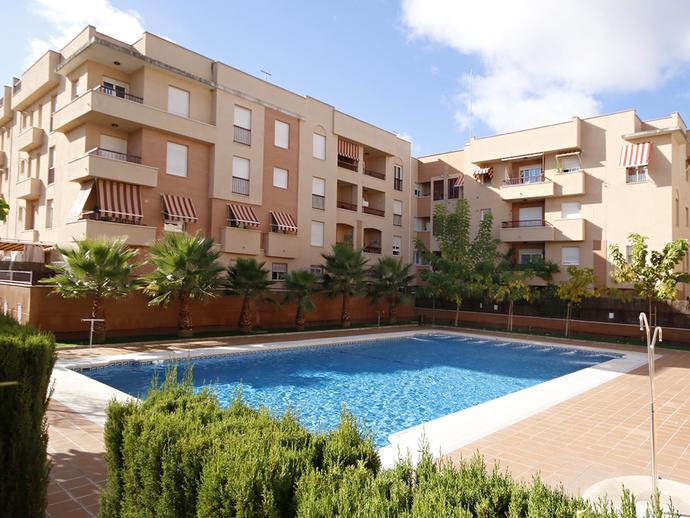 Foto 1 de Apartamento de alquiler en Avenida de Maracena Cerrillo de Maracena - Periodistas, Granada