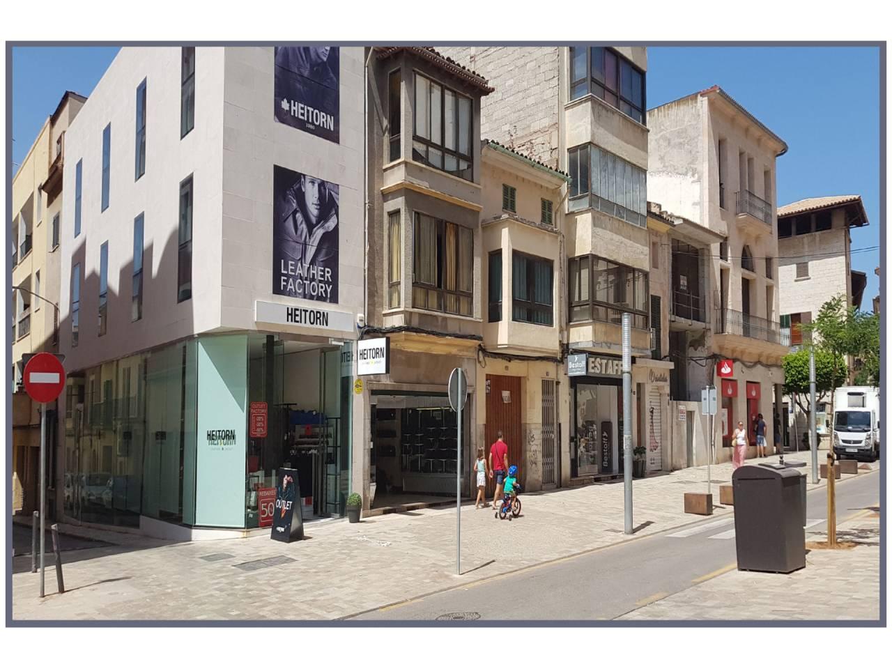 Rent Business premise  Calle jaume armengol, s/n. Se alquila local comercial situado en el centro de inca, en la c