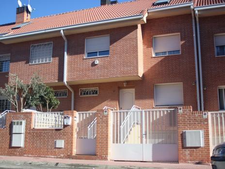 Casas adosadas de alquiler en Alcalá de Henares