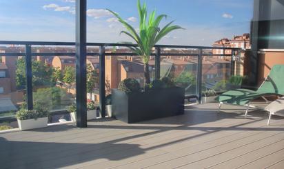 Áticos de alquiler en Alcalá de Henares