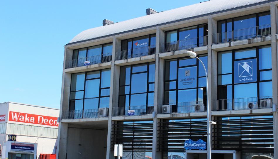 Foto 1 de Oficina de alquiler en Rúa Das Hedras, 5 O Milladoiro, A Coruña