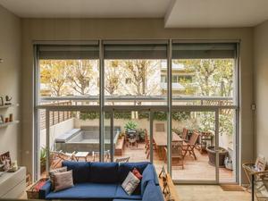 Casas adosadas en venta con ascensor en Barcelona Capital