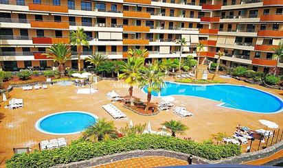 Pisos de alquiler con piscina en Santiago del Teide