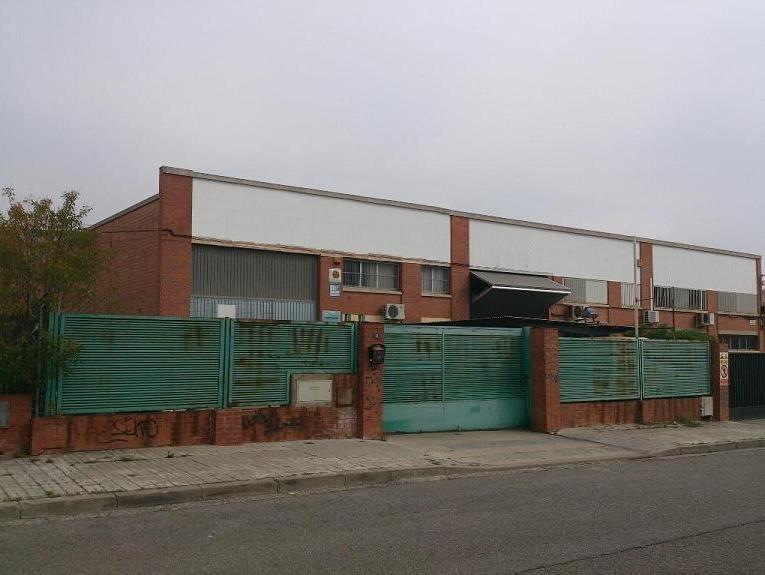 Fabrikhalle  Sant quirze del vallès - zona hermética. Ref. 777 nave industrial de 225 m², patio de 185m², zona herméti