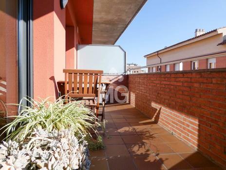 Viviendas de alquiler con terraza en Barcelona Provincia