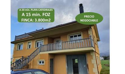 Chalets for sale at Alfoz