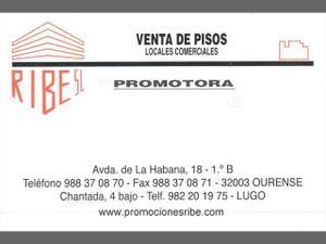 Garaje en Venta en Estrada Da Granxa, 17/19 / Acea de Olga - Augas Férreas