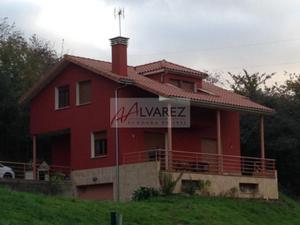 Alquiler Vivienda Casa-Chalet barrio de garbelles