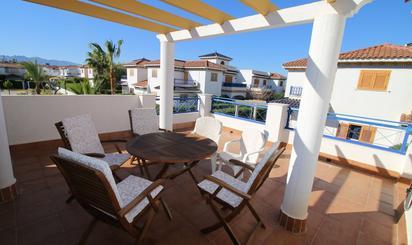 Apartamentos en venta con terraza en Playa El Playazo -Vera Playa , Almería